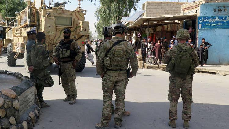 مقتل وجرح عشرات الجنود الأفغان في هجوم لطالبان