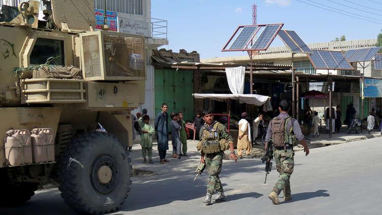 وسائل إعلام: طالبان أفغانستان تسيطر على الحدود مع طاجكستان