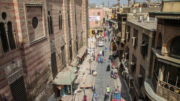 ارتفاع عدد سكان مصر إلى رقم جديد