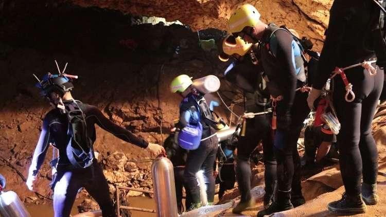قائد بحري تايلاندي يكشف تفاصيل مثيرة عن عملية إنقاذ أطفال الكهف