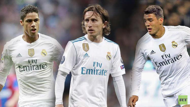 ريال مدريد يهنئ طرفي نهائي مونديال روسيا 2018