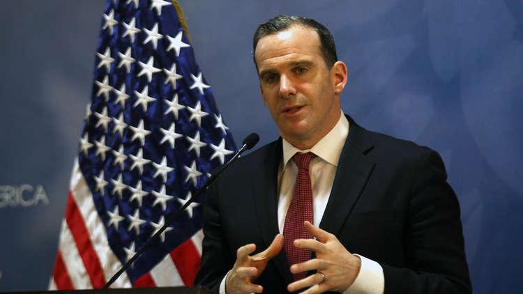 مصدر لـRT: رفض مقترحات ماكغورك من قبل أحزاب عراقية يؤخر تشكيل الحكومة