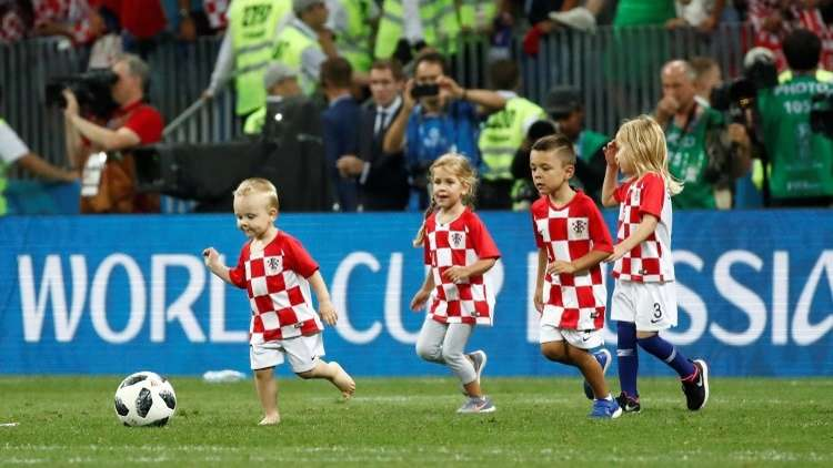 """كرواتيا تنتزع """"كعكة"""" ضخمة بعد بلوغها نهائي مونديال 2018"""