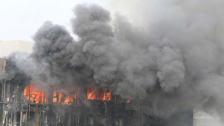 نحو 20 قتيلا في انفجار بمصنع للمواد الكيميائية في الصين