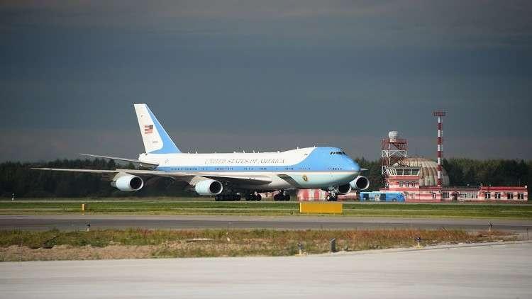 طائرة ترامب الاحتياطية ستنتظر في إستونيا خلال القمة مع بوتين