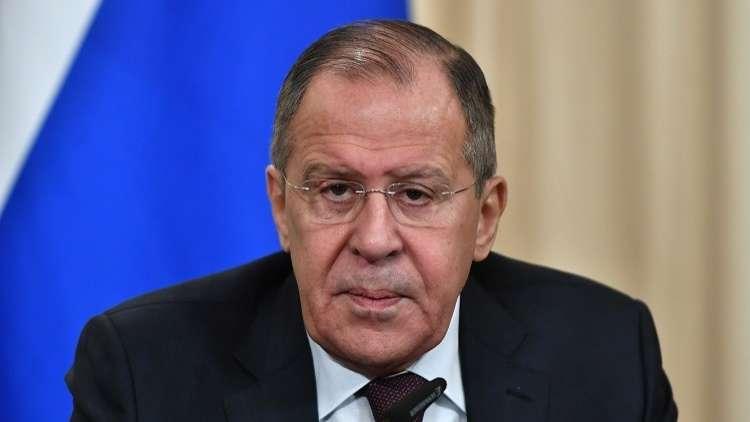 الخارجية الروسية: لافروف سيلتقي بومبيو على هامش قمة هلسنكي