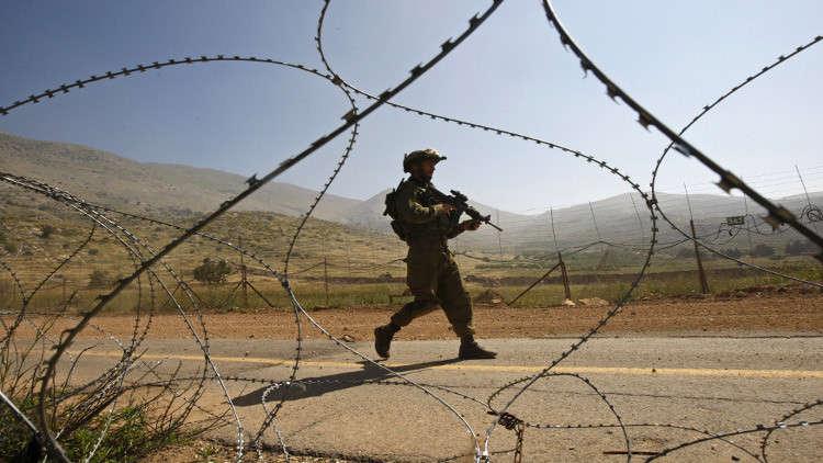 الجيش الإسرائيلي: أسقطنا طائرة سورية مسيرة بصاروخ