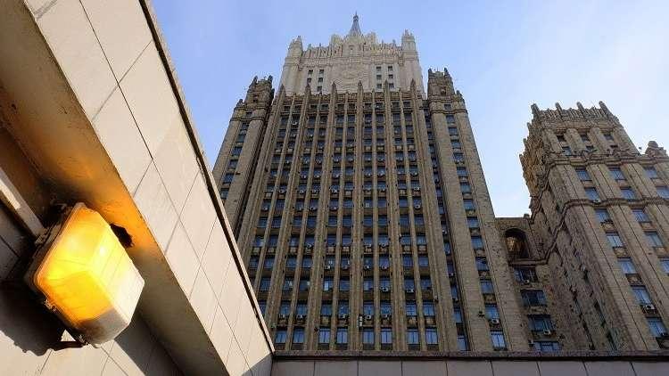 موسكو: واشنطن وراء قرار اليونان ترحيل اثنين من الدبلوماسيين الروس