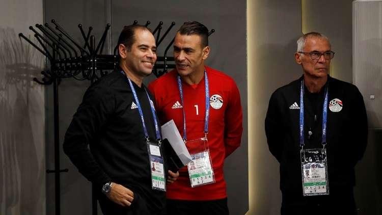 تأجيل صرف مستحقات مدرب مصر بسبب تقرير كأس العالم 2018