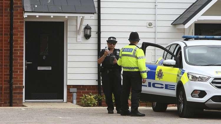 الشرطة البريطانية: العثور على قارورة بآثار مادة