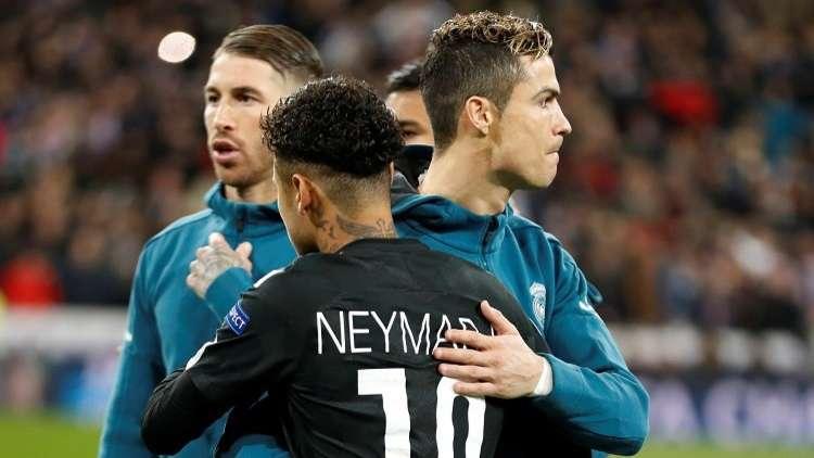 بيان رسمي من ريال مدريد بشأن نيمار