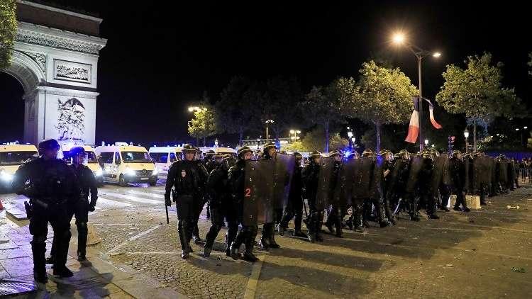 فرنسا.. انتشار واسع للشرطة استعدادا لتزامن يوم الباستيل مع نهائي كأس العالم