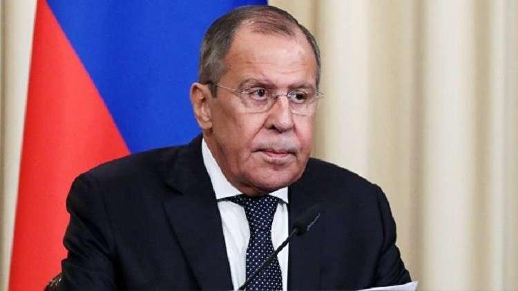 وزير الخارجية الروسي: لن نقف عاجزين دون سلاح في مواجهة أمريكا