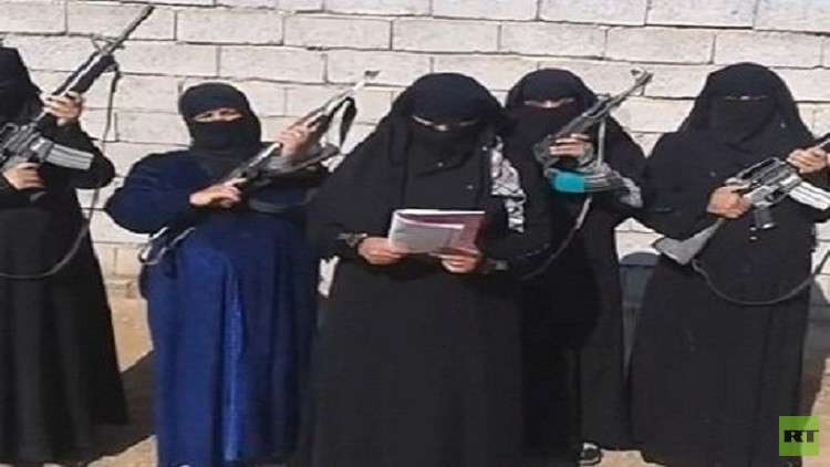 حركة طالبان تعدم 3 نساء من داعش في أفغانستان