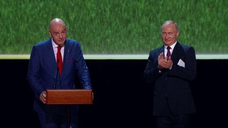 بوتين: كرة القدم وحدت الملايين وضيوف المونديال اكتشفوا روسيا