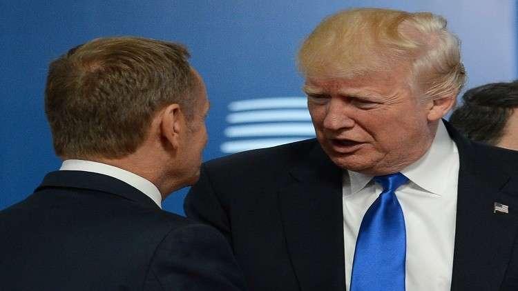 توسك يكشف الستار عن اعترافات ترامب حول أوكرانيا