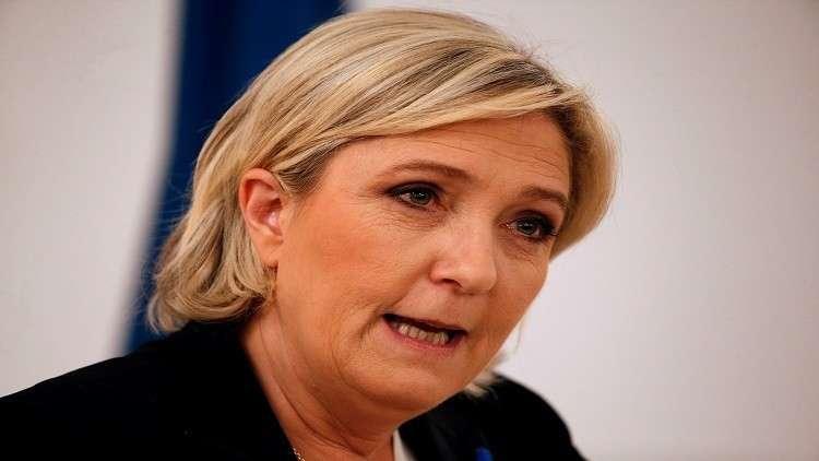 لوبان تدعو إلى وقف منح التأشيرات للجزائريين