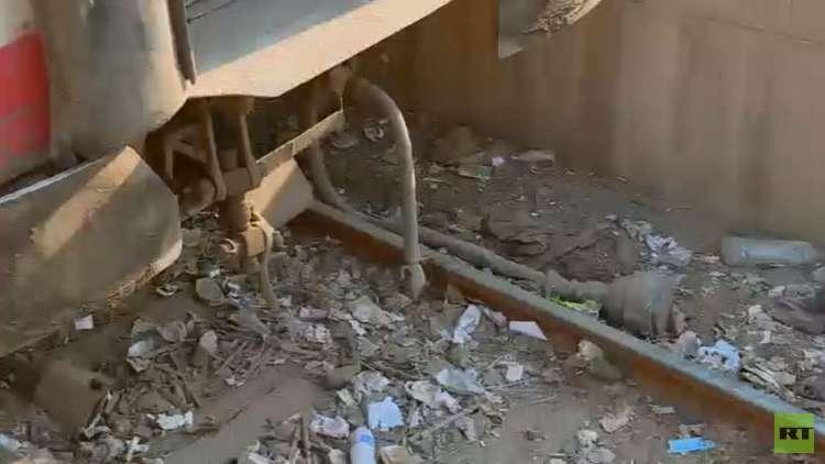مصر.. تداعيات حادث قطار البدرشين