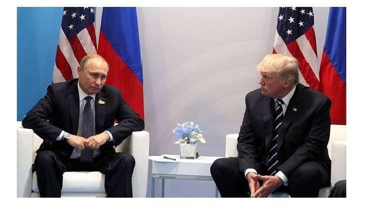 حاشية ترامب تقلل من توقعاتها لنتائج اجتماعه مع بوتين وخصومه يضغطون عليه بكل ثقلهم