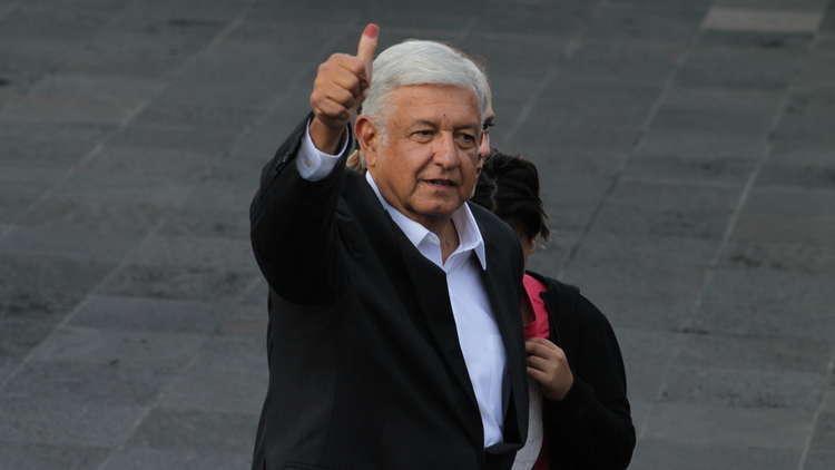 لوبيز أوبرادور يكشف حجم راتبه كرئيس للمكسيك