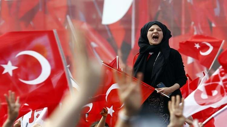تركيا تشكر روسيا لدعمها خلال محاولة الانقلاب