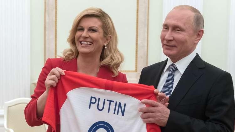 نجمة المونديال ترفض عزل روسيا