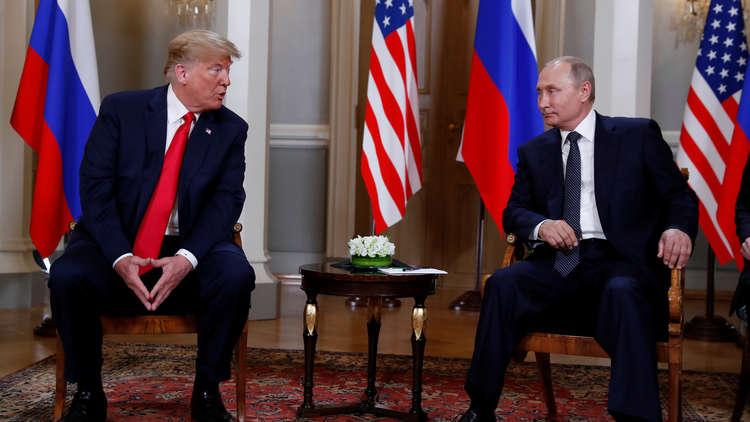 بوتين لترامب: آن الأوان لمناقشة