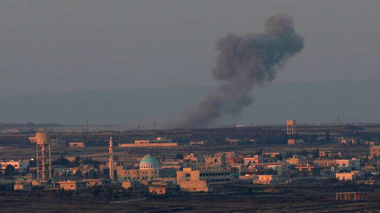 الجيش السوري يسيطر على تلة مطلة على الجولان