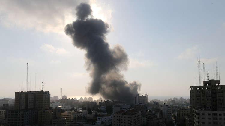 الجيش الإسرائيلي: إطلاق صافرات الإنذار في منطقة عسقلان