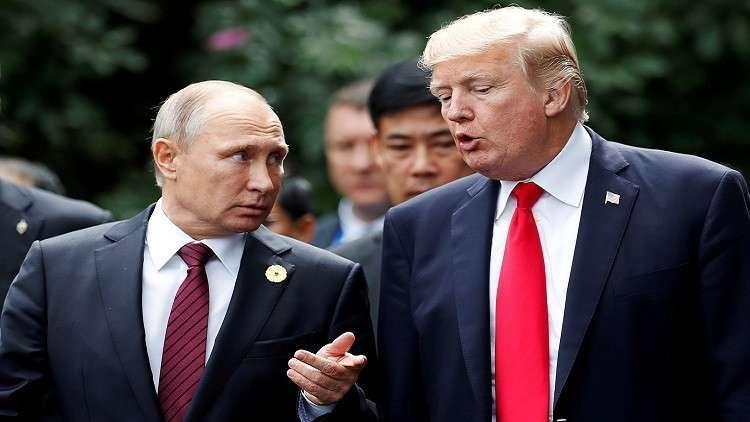 ترامب يسمي المشكلة الأساسية بين موسكو وواشنطن