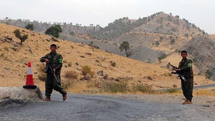 アルビル北部のクルド人労働者による攻撃で殺害された8人のトルコ軍兵士