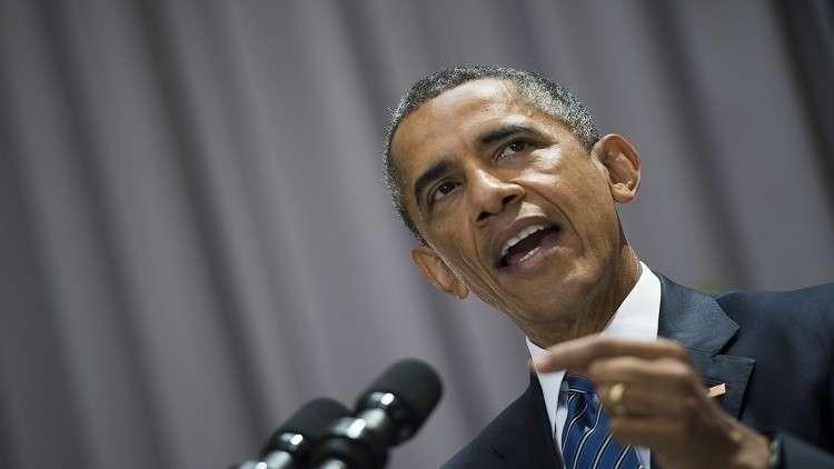 الرئيس الأمريكي السابق، باراك أوباما
