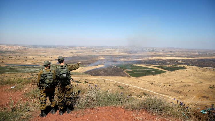 الجيش الإسرائيلي: صافرات الإنذار في الجولان إنذار كاذب