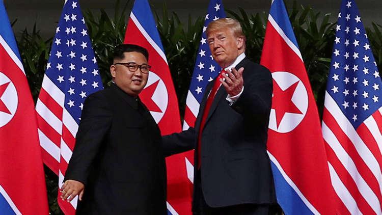 ترامب يعزز الشكوك بخداع كيم له: لا حدود زمنية لنزع نووي كوريا الشمالية