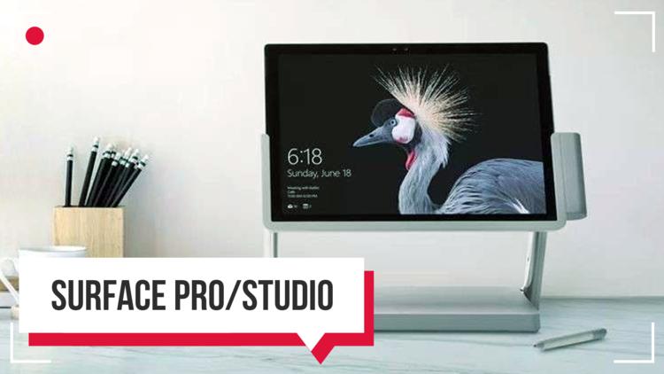 حول جهاز الـ Surface Pro.. إلى كمبيوتر مكتبي