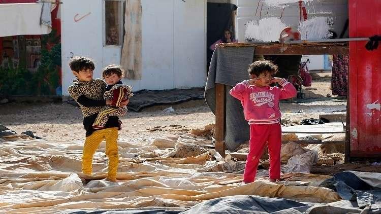 تقرير أممي: 80 ولادة أسبوعيا في مخيم الزعتري