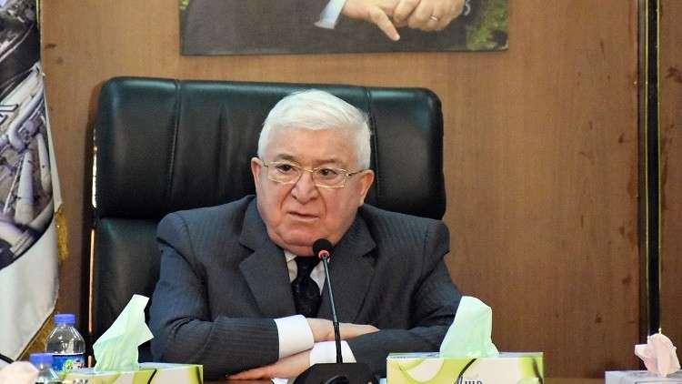 الرئاسة العراقية تصدر توضيحا بخصوص إحالة النواب للتقاعد