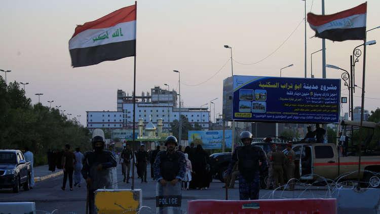 أحدث حصيلة لضحايا ومعتقلي التظاهرات في جنوب العراق