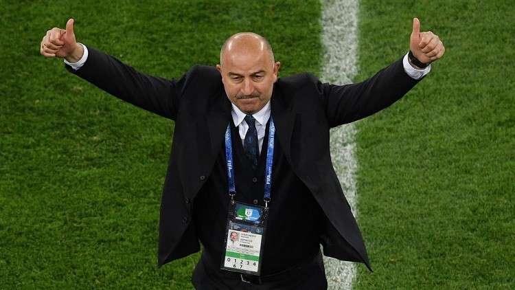 تشيرتشيسوف: مباراة مصر كانت الأفضل لروسيا خلال المونديال