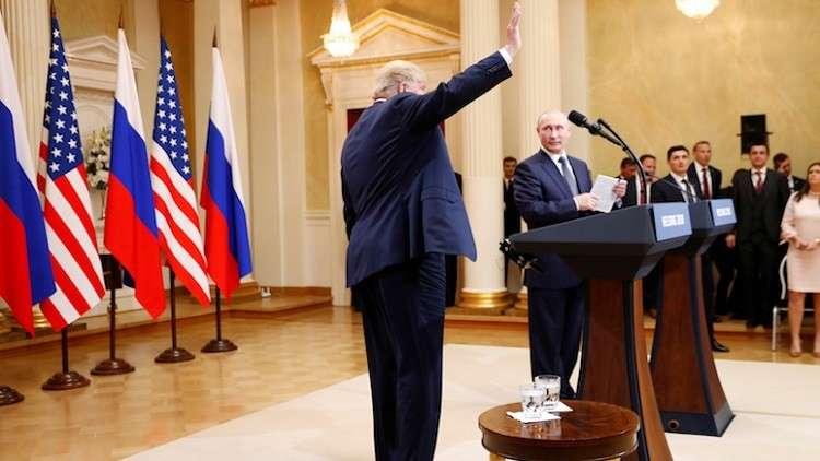 دبلوماسي بولندي: بوتين وترامب لا يشحذان السكاكين ولا يجنحان للحرب.. فكفى تحريضهما على بعضهما