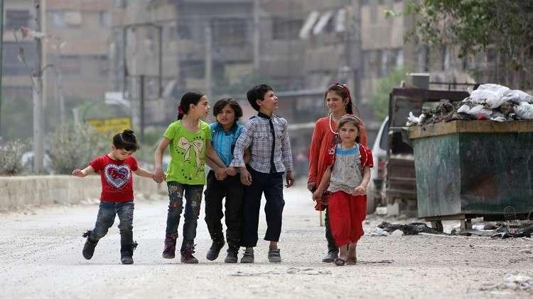 روسيا وفرنسا تقدمان مساعدات إنسانية لسوريا بشكل مشترك