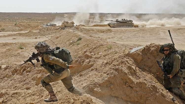 الجيش الإسرائيلي يعلن مقتل أحد جنوده على حدود قطاع غزة