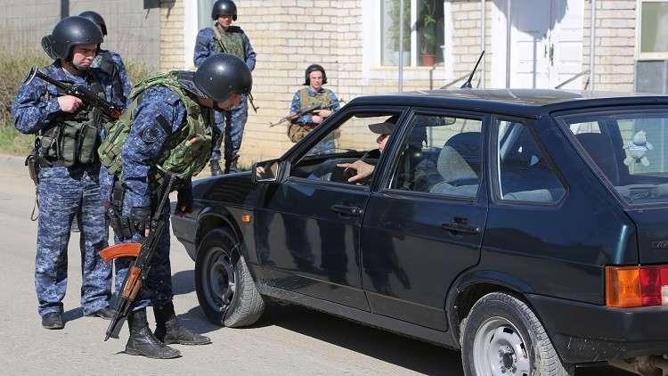 مقتل شرطيين في جمهورية داغستان الروسية