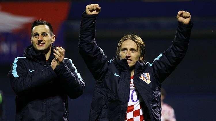 """""""التعس"""" كالينيتش رفض الحصول على فضية كرواتيا في مونديال روسيا"""