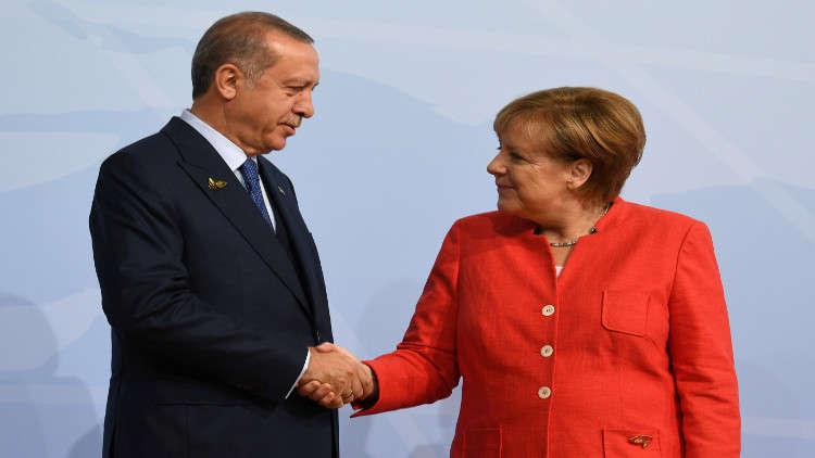 برلين ترفع عقوباتها الاقتصادية عن تركيا