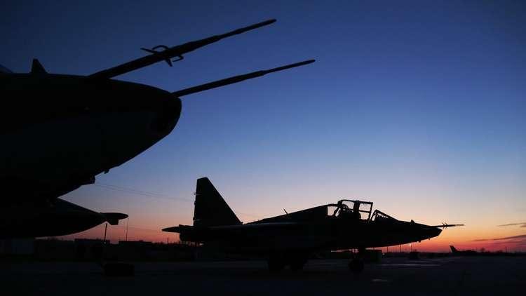الدفاع الروسية تعلن إحباط هجوم على قاعدتها الجوية في حميميم السورية