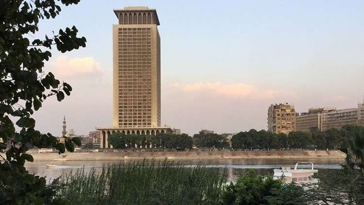مصر تصدر بيانا حول إقرار إسرائيل