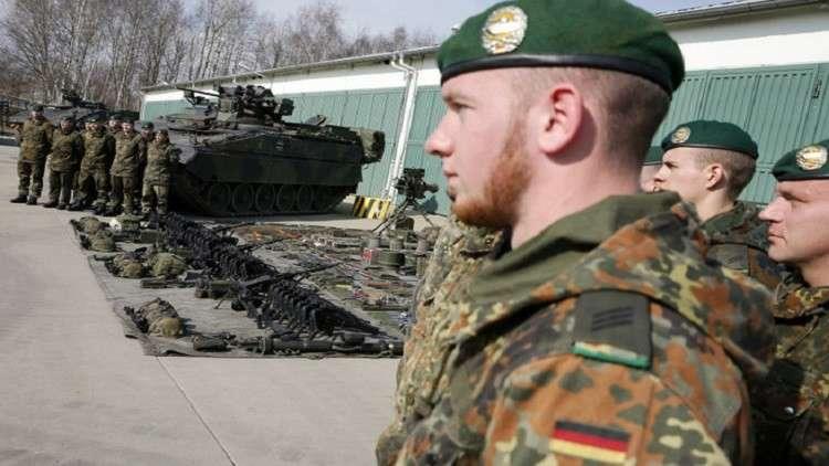 الجيش الألماني يدرس تجنيد الأوروبيين في صفوفه