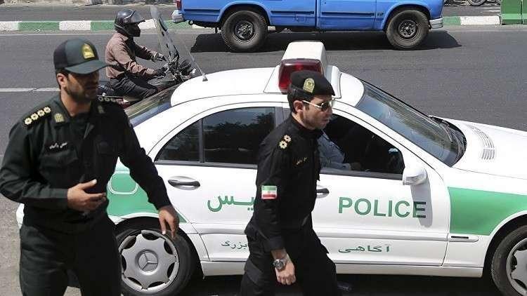 إيران.. اعتقال زعيم مافيا تهرب المخدرات