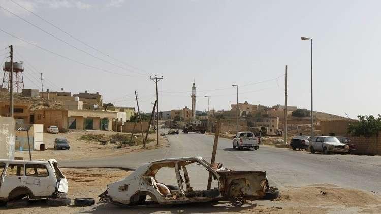 الأمن الجزائري يتلقّف دفعة جديدة من المسلحين العائدين من ليبيا